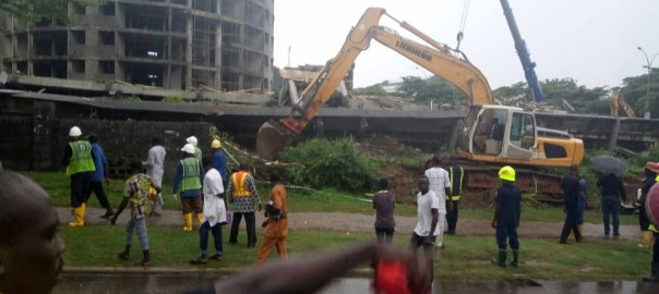 Jabbi building collapse