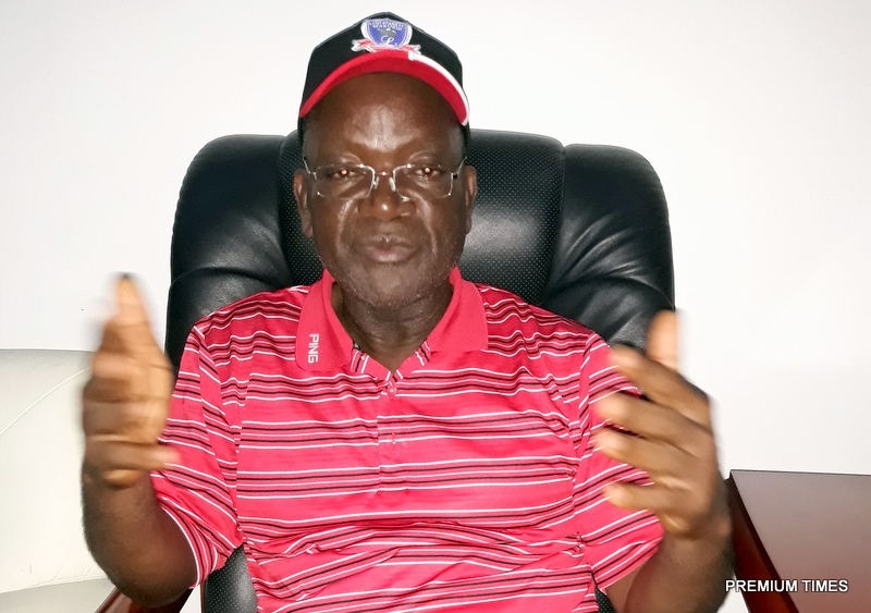 It's Official: PDP's Samuel Ortom wins re-election as Benue governor