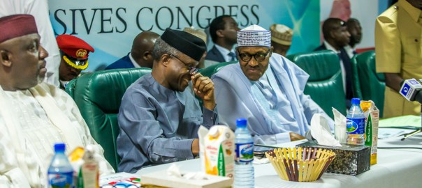 The APC Caucus meeting [Photo: Novo Isioro]
