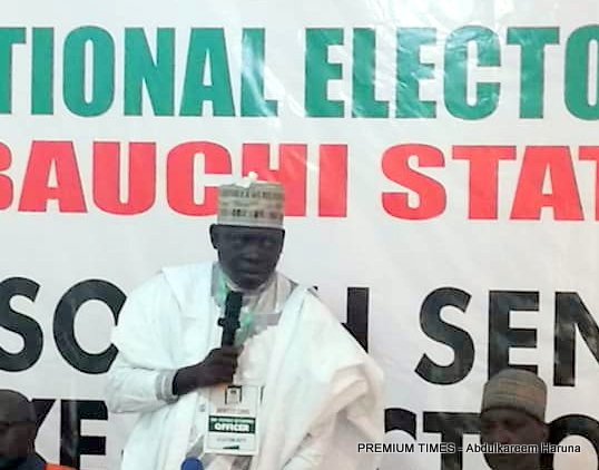 The returning officer for Bauchi South Senatorial District Bye-election is announced to be Ahmed Fadam, a professor. He is from the Department of Agriculture, Abubakar Tafawa-Balewa University, Bauchi.