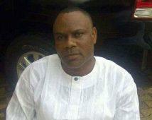 Shot dead ekiti apc chieftain, Bunmi Ojo.