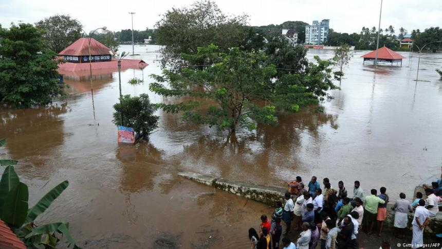 Floods in India's Southern State of Kerala