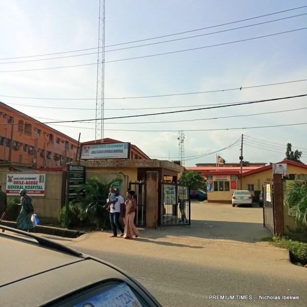 Orile-Agege General Hospital