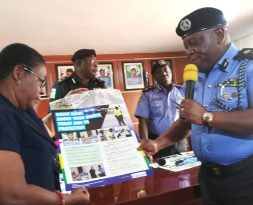 commissioner of police, Edgal Imohimi