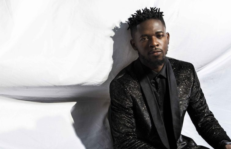 Mavin Records artiste, Johnny Drille.