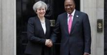 Kenyatta and May