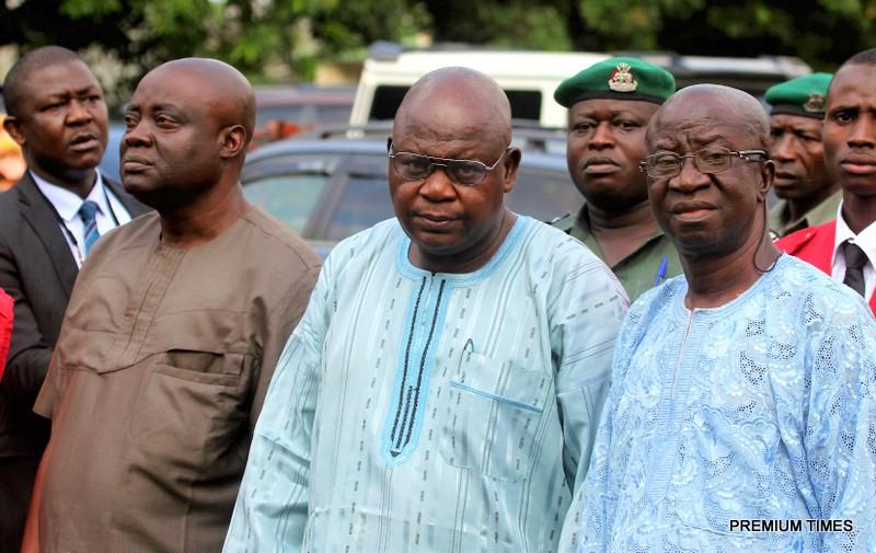 Gbadegun Isaiah Abiodun, Oladipo Oladapo and Afolabi Peter Albert
