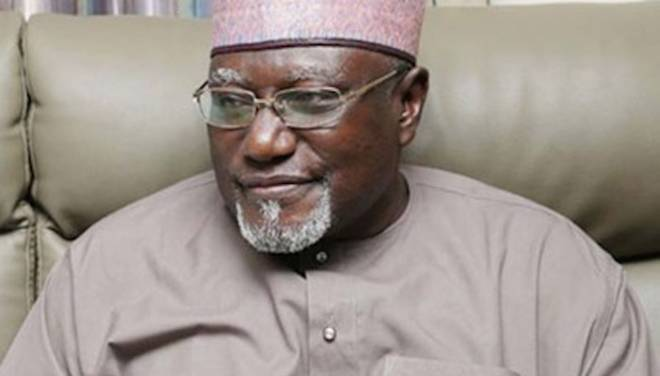 The sacked director general of State Security Service, Lawal Daura.