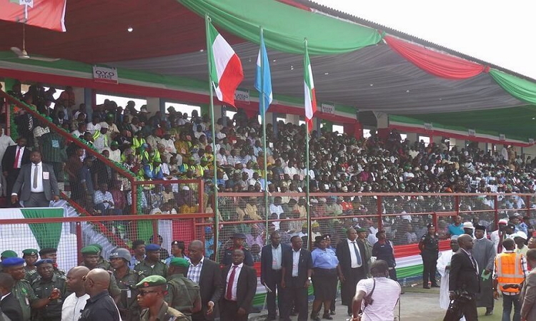 File photo of PDP Convention