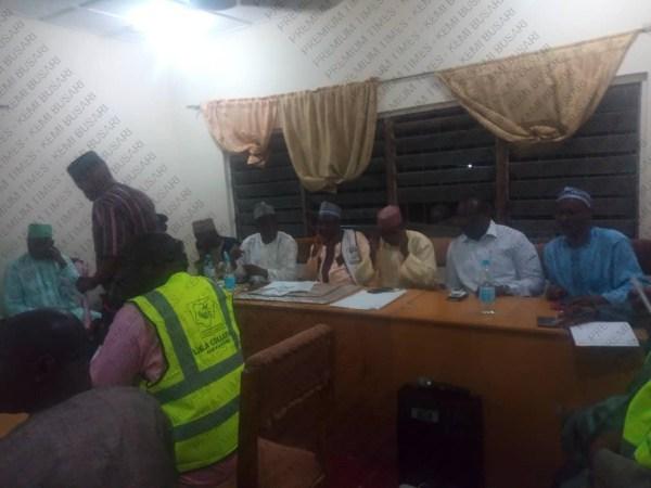 Collation commences at INEC headquarters Daura