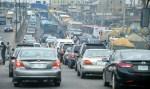 FILE: Traffic gridlock at Mile12 on Ikorodu Road in Lagos on Thursday (2/8/18).