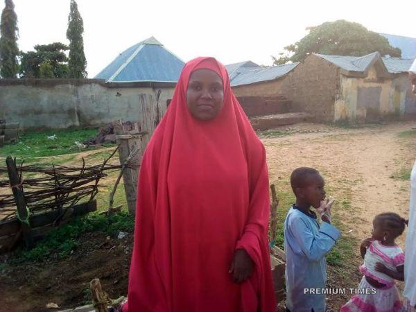 Salamatu Abubakar, a victim of wreckage in child marriage