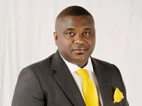 Senator Bassey Albert