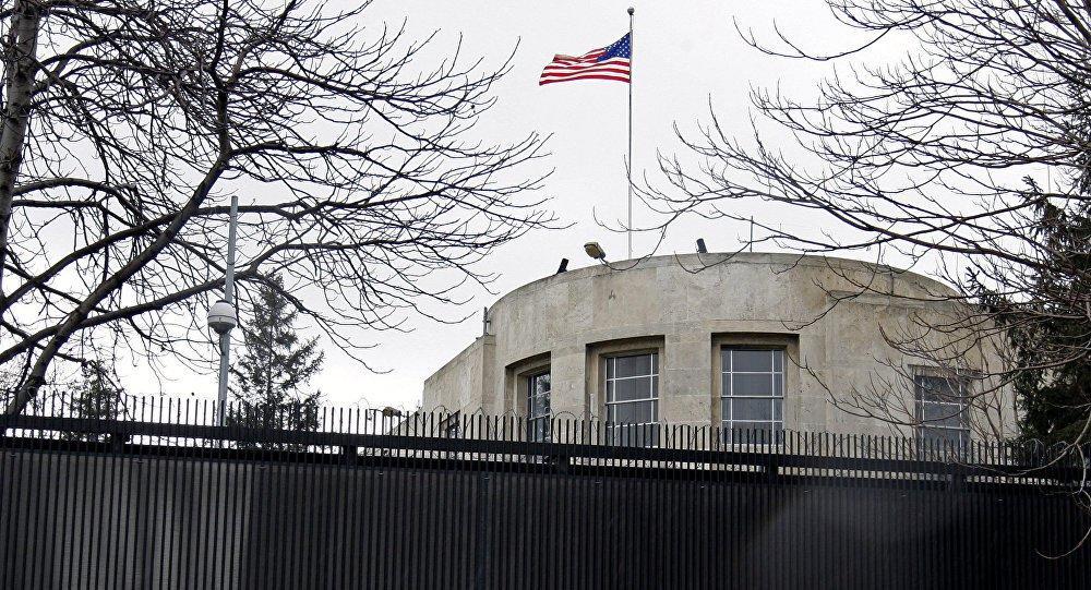 Gunshots fired at U.S. embassy in Turkey - Premium Times Nigeria