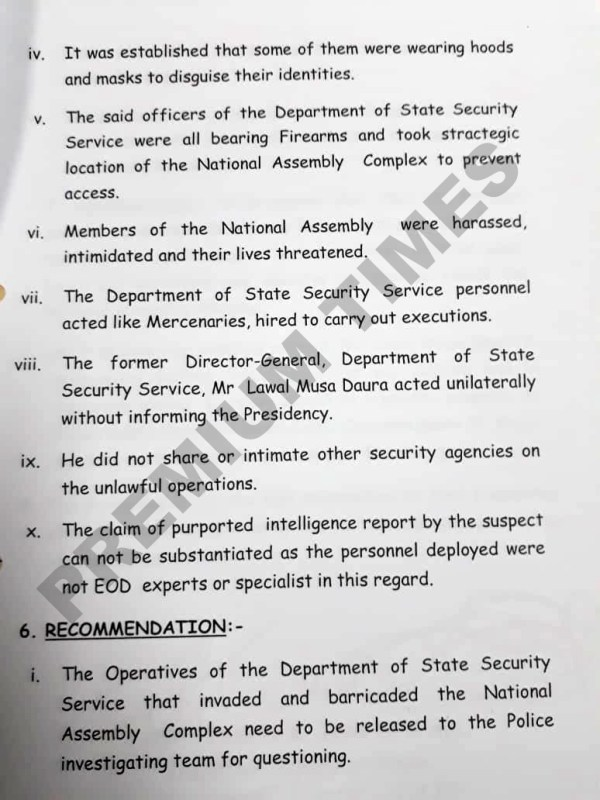 IGP Idris submits report on SSS National Assembly siege to Osinbajo