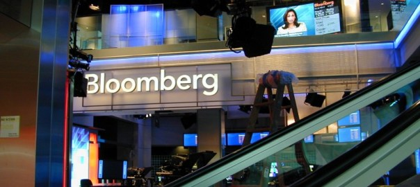 Bloomberg Headquarters. [Photo credit: Shen Milsom & Wilke]