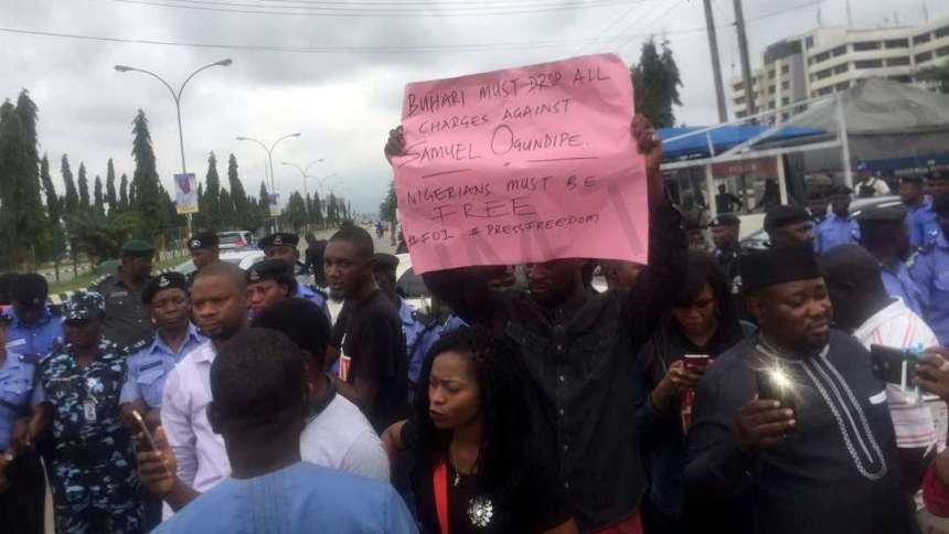 FreeSamuelOgundipe: Nigeria back in Buhari's Decree 4 - Not