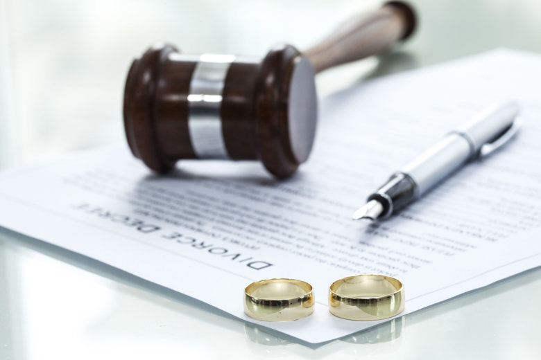 Divorce illustration [photo: WTOP.com]