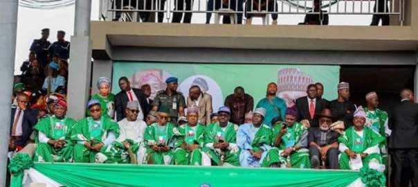 APC Mega Rally in Osun