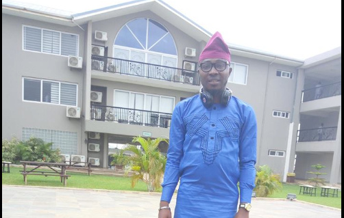 A journalist with PREMIUM TIMES newspaper, Oladeinde Olawoyin. [PHOTO CREDIT: Official facebook page of Oladeinde Olawoyin]