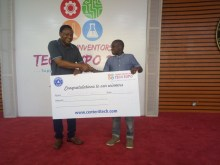 Kids, teenagers showcase inventions at Lagos Tech Expo. [PHOTO CREDIT: Olamide Fadipe]