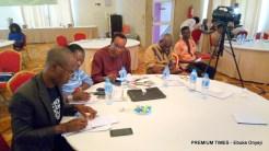 Nigerian journalists trained on GMO, Bio-safety reporting