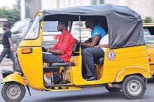 Keke Napep used to illustrate the story.