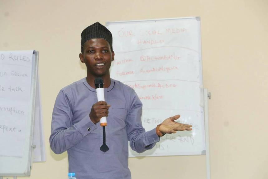 Kemi Busari, a journalist with PREMIUM TIMES Nigeria