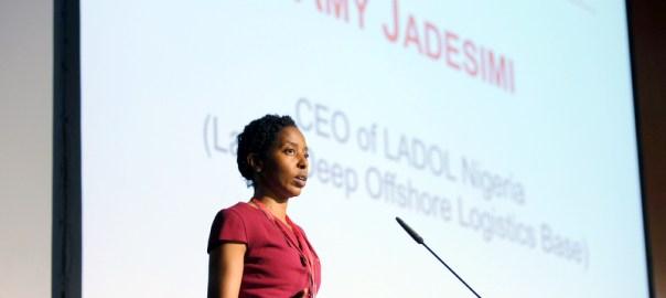LADOL Managing Director, Amy Jadesimi