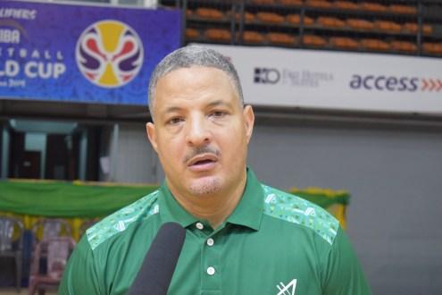Coach Otis Hughley