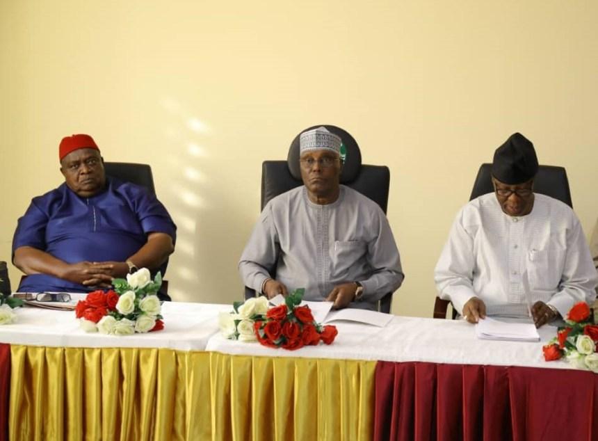 Atiku unveils presidential nomination council