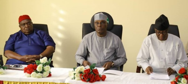 Atiku unveils presidential nomination council