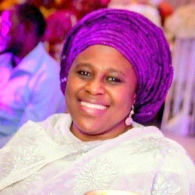 Former Borno state commissioner, Salma Ibrahim Anas-Kolo