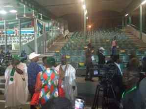 Kayode Fayemi, Rotimi Rotimi-minster of transportation, Adebayo shittu, Babatunde Fashola, Audu Ogbe-minister of Agric,