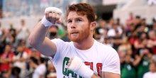 Unified middleweight world champion, Canelo Alvarez