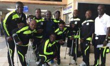 Nigeria Amputee Football team used to illustrate the story