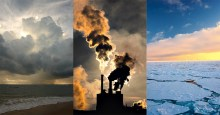 global warming and climate change. [PHOTO CREDIT: NASA Global Climate Change]