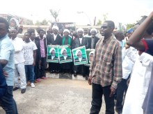 Shi'ites locks down ministry of justice's pictures