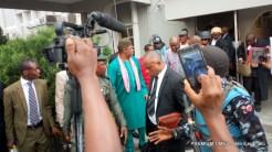 Former Ekiti governor, Fayose, arraigned, remanded in EFCC custody