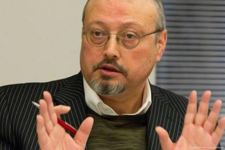 Jamal Khashoggi [Photo: Middle East Monitor]
