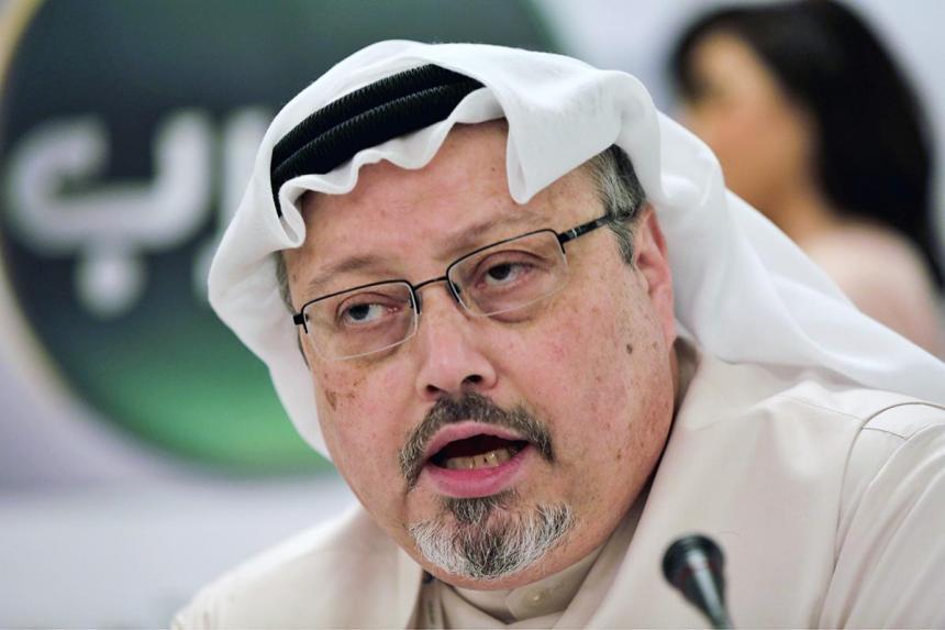 Jamal Khashoggi (Photo Credit: The Independent)
