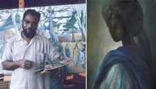 Late Ben Enwonwu, TUTU portrait