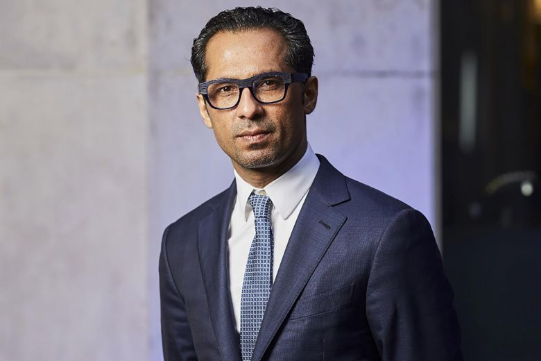 Mohammed Dewji, Africa's youngest billionaire [Photo: The Straits Times]