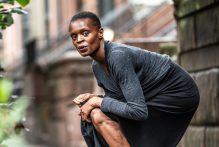 NEW YORK, NEW YORK - SEPTEMBER 12:ÊPortrait of Okui Okpokwasili on the street in Brooklyn, NY on September 12, 2018.Ê(Photo byÊJohn D. and Catherine T. MacArthur Foundation.)Ê