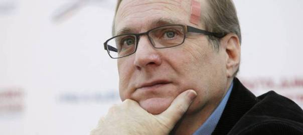 Paul Allen, Co-Founder, Microsoft