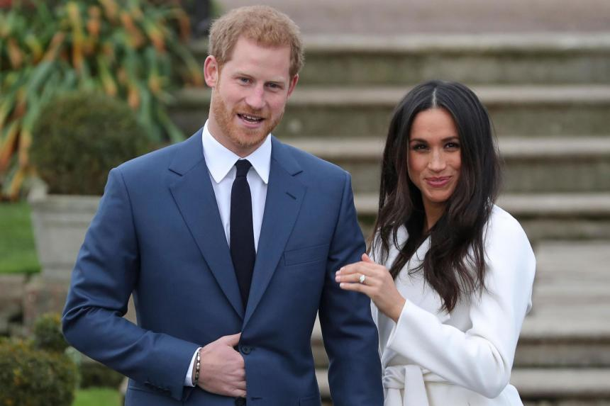 The Duke and Duchess of Sussex, Meghan Markle and Prince Harry