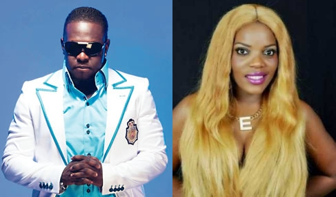 Timaya and Empress Njamah