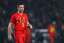 Belgium defender, Thomas Vermaelen. [PHOTO CREDIT: Zimbio]
