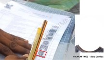 Google Generated Photo on Exam Register