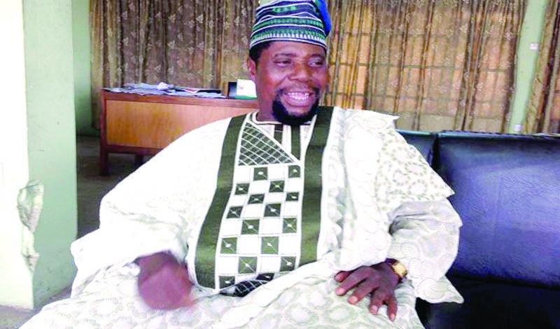 Yoruba Nollywood actor, Ola Omonitan aka'Ajimajasan'
